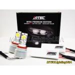 MTEC 6000K H11 F01 LED BMW Fog / Driving Light Bulbs, extreme powerfull 3100+ Lumen, BMW 7 F01/F02