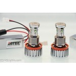 Mtec Extreme Power LED kit för BMW F01 F02 7-serie Angel Eyes ringar, H8, 7000K, 6W