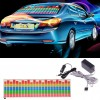 Car Sticker Music Rhythm Light Sound Activated Equalizer sticker
